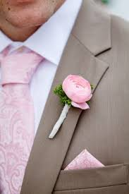 boutonniere mariage 17 best images about boutonnière on peony boutonniere