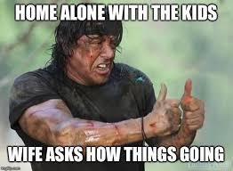 Thumbs Up Kid Meme - thumbs up rambo memes imgflip