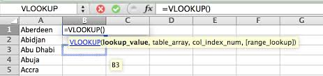 How To Create A Lookup Table In Excel How To Merge And Tidy Data With Excel U2014 Ttdatavis