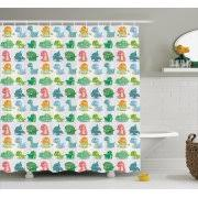 Dinosaur Bathroom Decor by Ninja Turtle Bathroom Decor