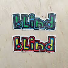 Blind Skate Logo Blind Collection On Ebay