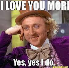 Hey I Love You Meme - love meme my day