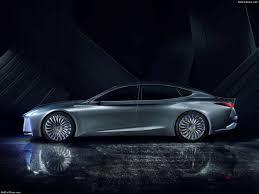 Lexus Ls Plus Concept 2017 Pictures Information U0026 Specs