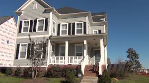 john wieland homes neighborhood tour of mccullough pineville nc