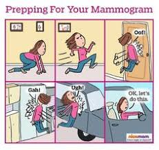 Mammogram Meme - this is how i d expect they d look afterwards lol i get mine