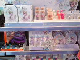 frozen makeup collection by e l f is here
