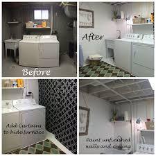 best 25 unfinished laundry room ideas on pinterest basement
