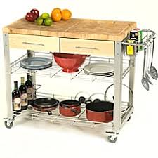 rolling kitchen island kitchen carts portable kitchen islands bed bath beyond