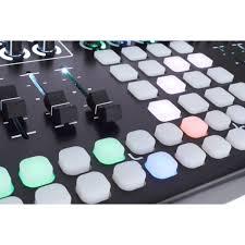 livid instruments cntrl r midi controller black at gear4music com
