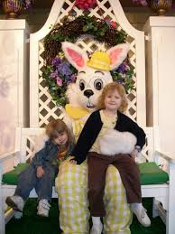 frisco easter bunny photos in the san francisco bay area