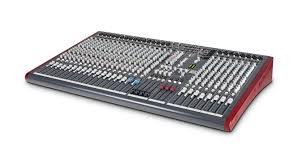Sound Desk Allen U0026 Heath Zed 428 Zed Series Professional Mixing Desk Live