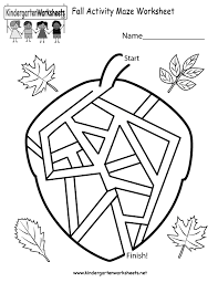 free coloring pages activity maze worksheet free kindergarten