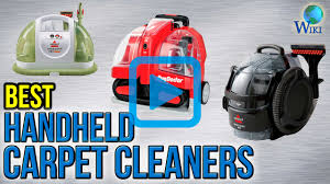 top 8 handheld carpet cleaners of 2017 video review