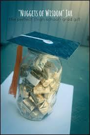 high school graduation presents nuggets of wisdom jar for a high school graduate general gift