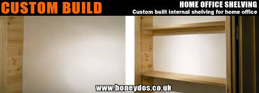 airing cupboard custom shelving in hampshire and surrey