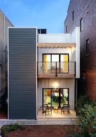 house plans narrow lots narrow lot modern house plans d modern duplex house plans studio