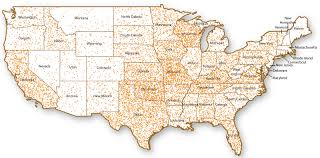 Why Do Western Maps Shrink by Calf And Yearling Prices In California And The Western United