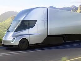 elon musk electric jet elon musk unveils tesla s first electric 18 wheeler business insider