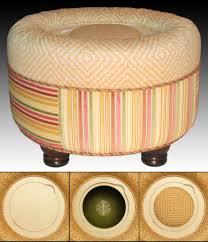 storage ottoman on wheels round storage ottoman desmetoxbow decor