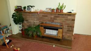 Remove Brick Fireplace by Remove 80s Gas Fire Brick Surround And Tile Hearth Chimneys