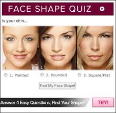 face shape hairstyle perfect haircut for your face shape quiz hair