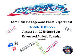 national night out flyer template word image mag