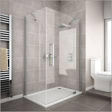 Shower Hinged Door Hinged Frameless Shower Doors Comfortable Apollo Frameless