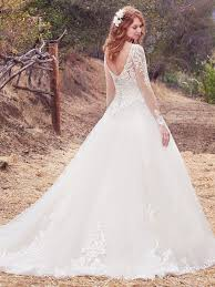 Wedding Dresses Maggie Sottero 130 Best Sleeved Wedding Dresses Images On Pinterest Sleeved