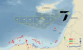 Middle East Map Israel by Israel U0026 Cyprus Disagree Over Aphrodite Gas Field According To