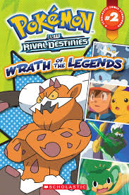 amazon com pokemon comic reader 2 wrath legends pokémon