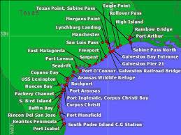 texmaps coastal fishing