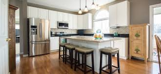 painting my wood kitchen cabinets should i refinish or paint my kitchen cabinets palm