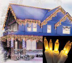 Christmas Central Home Decor Christmas Lights Sienna Cool White Led M5 Icicle Christmas Lights