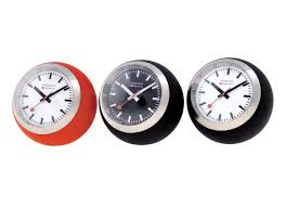 celebrate the start of british summer time with a new wall clock