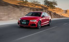 first audi 2017 audi rs3 first drive review car and driver