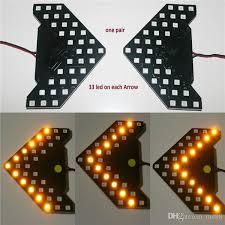 is led light safe 2018 33 smd sequential led lights arrows l indicator safe led