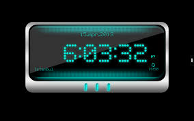 Cool Digital Clocks Digital Alarm Clock Android Apps On Google Play