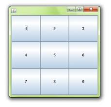 grid layout for android java gridlayout javatpoint