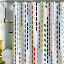 bathroom shower curtains designs effects sets clear