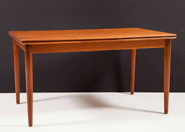 table with slide out leaves modern dining table with pull out leaves seats ten at 1stdibs