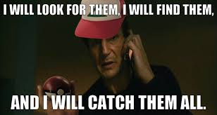 Liam Neeson Memes - liam neeson on pokemon by jarvisrama99 on deviantart