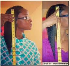 1 inch of hair growing black hair to great lengths gain 1 inch in 1 week the