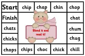debbie u0027s resource cupboard ch board game letters and sounds phase 3