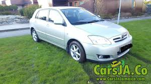 nissan skyline for sale in jamaica toyota corolla 110 prominent for sale in jamaica carsja co