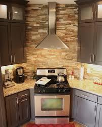 rock kitchen backsplash kitchen rock kitchen backsplash the tile store ideas for