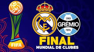 real madrid 1 0 gremio final mundial de clubes 2017 análisis