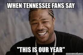 Tennessee Football Memes - tennessee volunteers jokes kappit