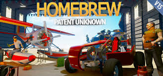 homebrew patent unknown on steam