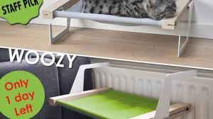 hammock bed woozy the hammock bed for cats by ralf frickel u2014 kickstarter