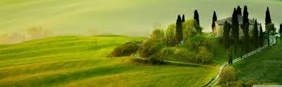tuscany spring landscape 4k hd desktop wallpaper for u2022 dual